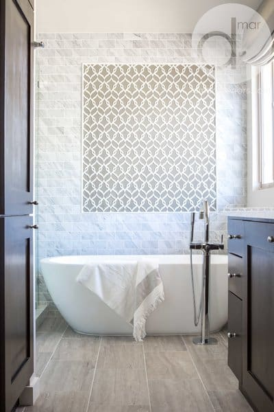 21 Modern Farmhouse Style Bathrooms For A Rustic Shabby