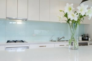 designing a kitchen backsplash