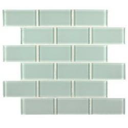 glass tile backsplash mosaic