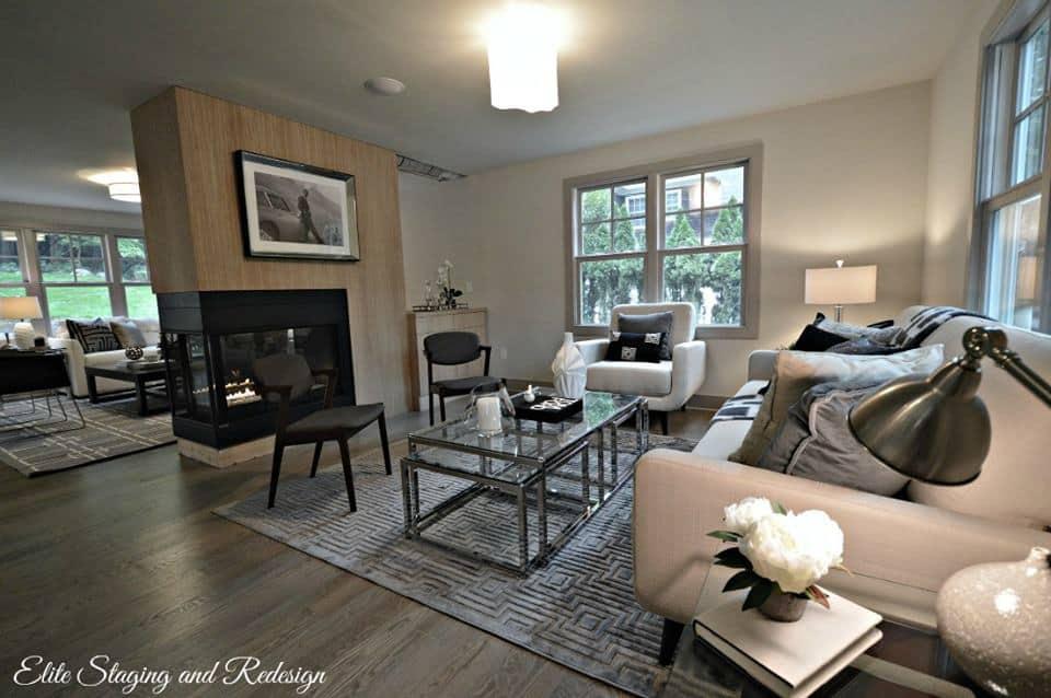 Staining hardwood floors gray | Refinish wood gray  | Westchester County