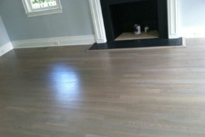 gray hardwood floor refinishing westchester county