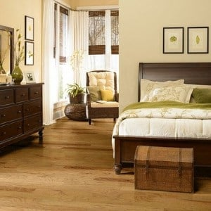 hickory species for hardwood floors