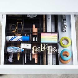 cabinet organization ideas drawer organizer