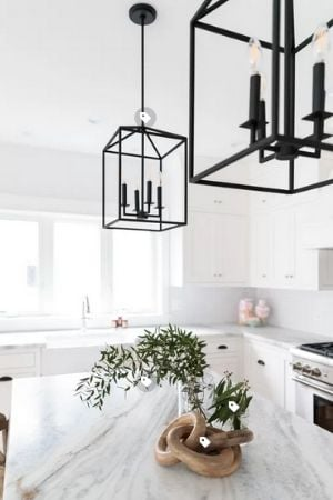 kitchen fixture trends farmhouse style