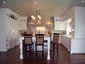 Hardwood Floors In Kitchens Before Cabinets Westchster