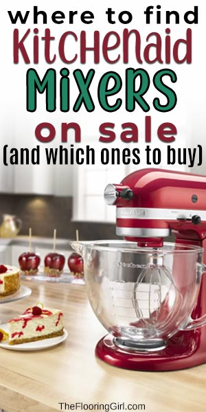 the best kitchen aid mixer models to buy and where to buy them affordably