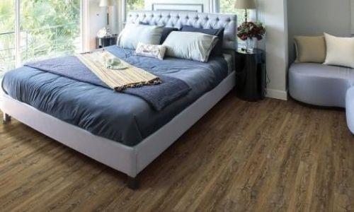 best flooring to sell a house - vinyl plank flooring in bedroom