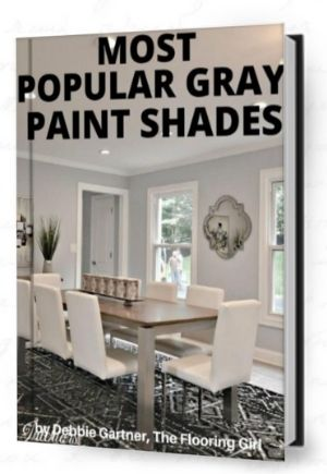 most popular gray paint shades