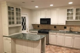 best colors for painting cabinets - sherwin williams white duck