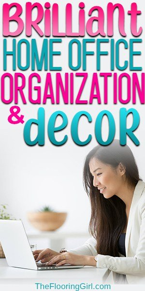home office organization and decorating ideas for productivity