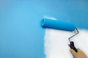 Paint the walls after you remove cigarette smell and nicotine stains