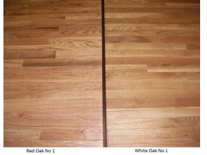 Red Oak Vs White Hardwood Floors Westchester County