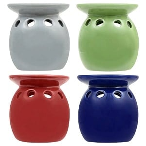 aroma oil warmers
