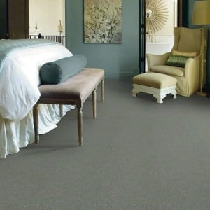 Super soft and plush carpet - Shaw Cashmere III Mediterranean