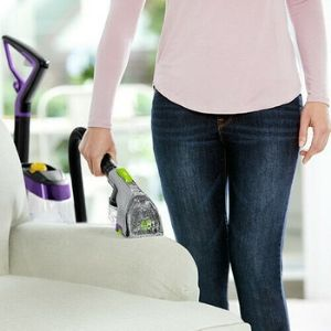 Carpet steam cleaner that's also good for upholsery