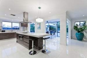 Best floors for kitchens - tile flooring
