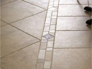 tile flooring with border Westchester NY
