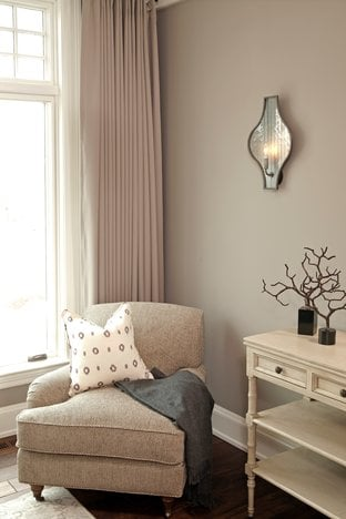 best gray or greige for north facing rooms