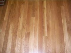 White oak hardwood flooring - Westchester NY - Select grade