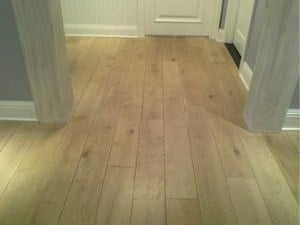 advantages of white oak flooring - character grade