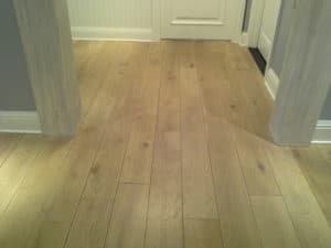 Matching New And Existing Wood Floors White Oak Wide Plank Tung Oil