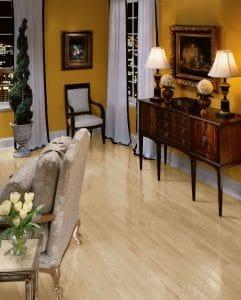 best hardwood floors if you have kids - light floors