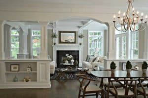 best white trim paint if you have white walls