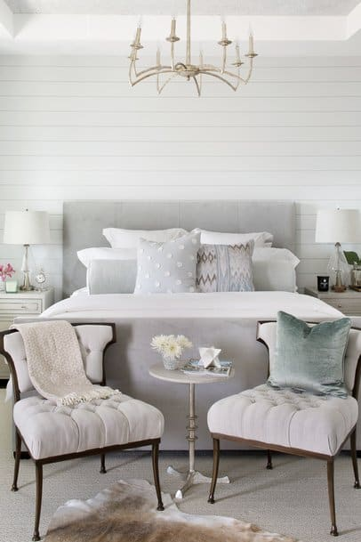 best paint colors for bedrooms with shiplap