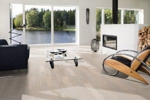 white oak floors for a white washed look