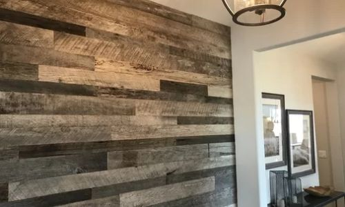 reclaimed wood - hardwood flooring trends 2020